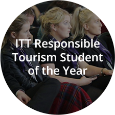 Responsible Tourism Student of the Year