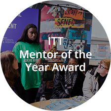ITT Mentor of the Year Award