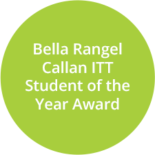 Bella Rangel Callan ITT Student of the Year Award