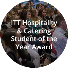 ITT Hospitality & Catering Student of the Year Award